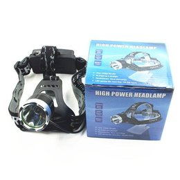 Фонарь налобный High Power Headlamp CREE T6 LED